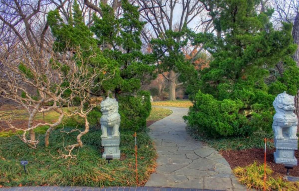 Missouri Botanical Garden in St. Louis: A National Historic Landmark ...