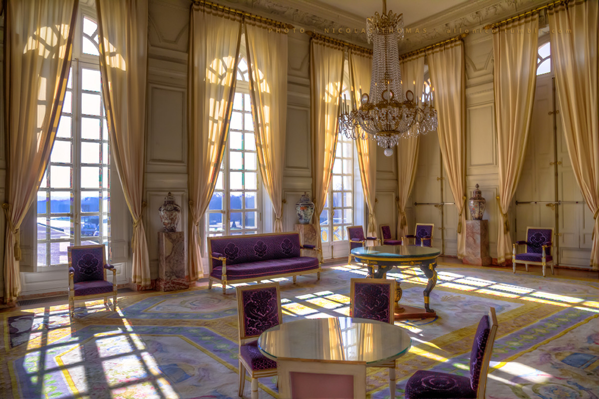 Grand Trianon Interior