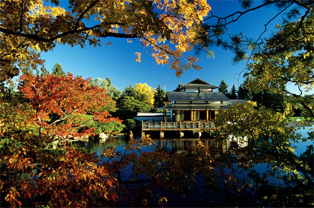 Nikka Yuko Japanese Gardens