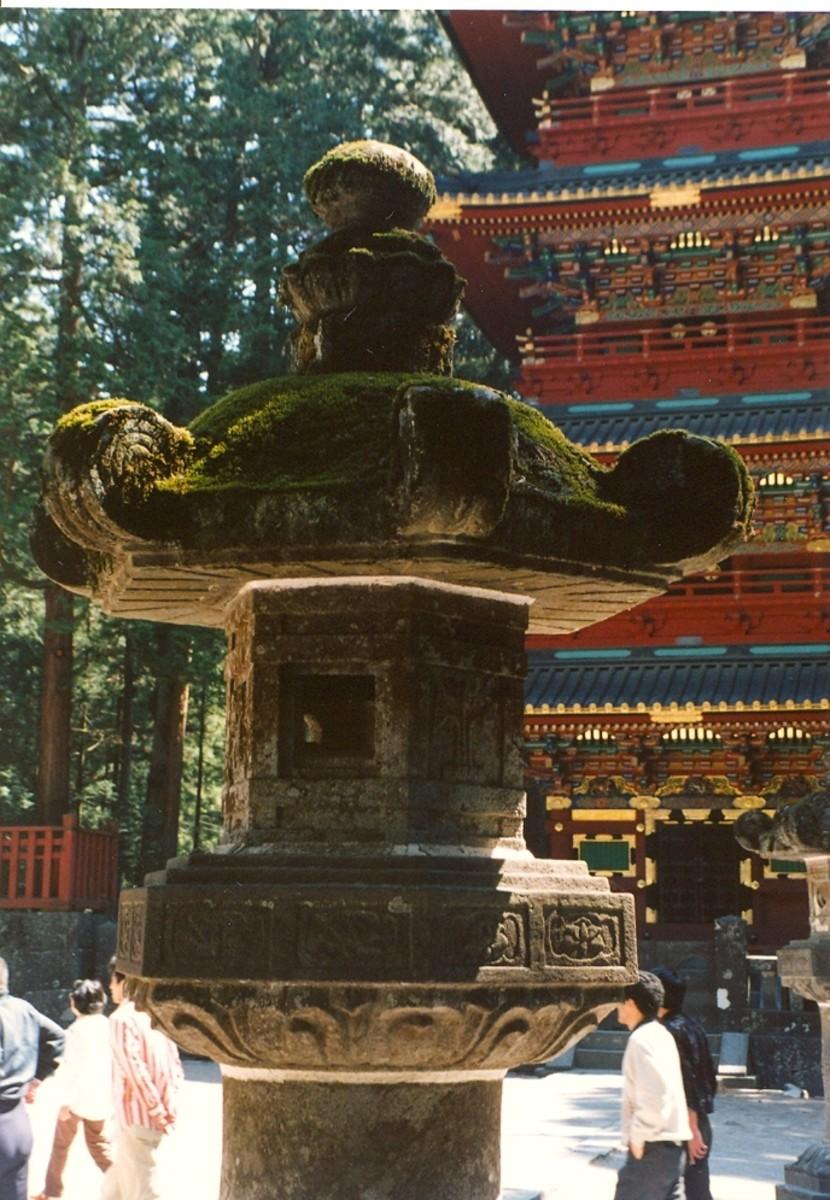 Toshogu Shrine, Nikko.