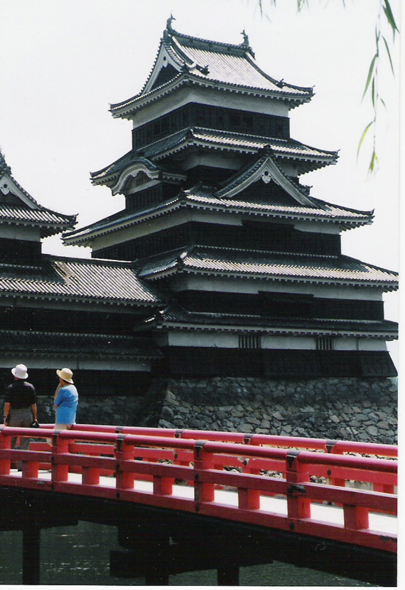 Castle, Matsumoto.