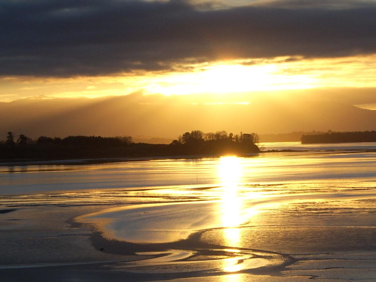 Tauranga Sunset