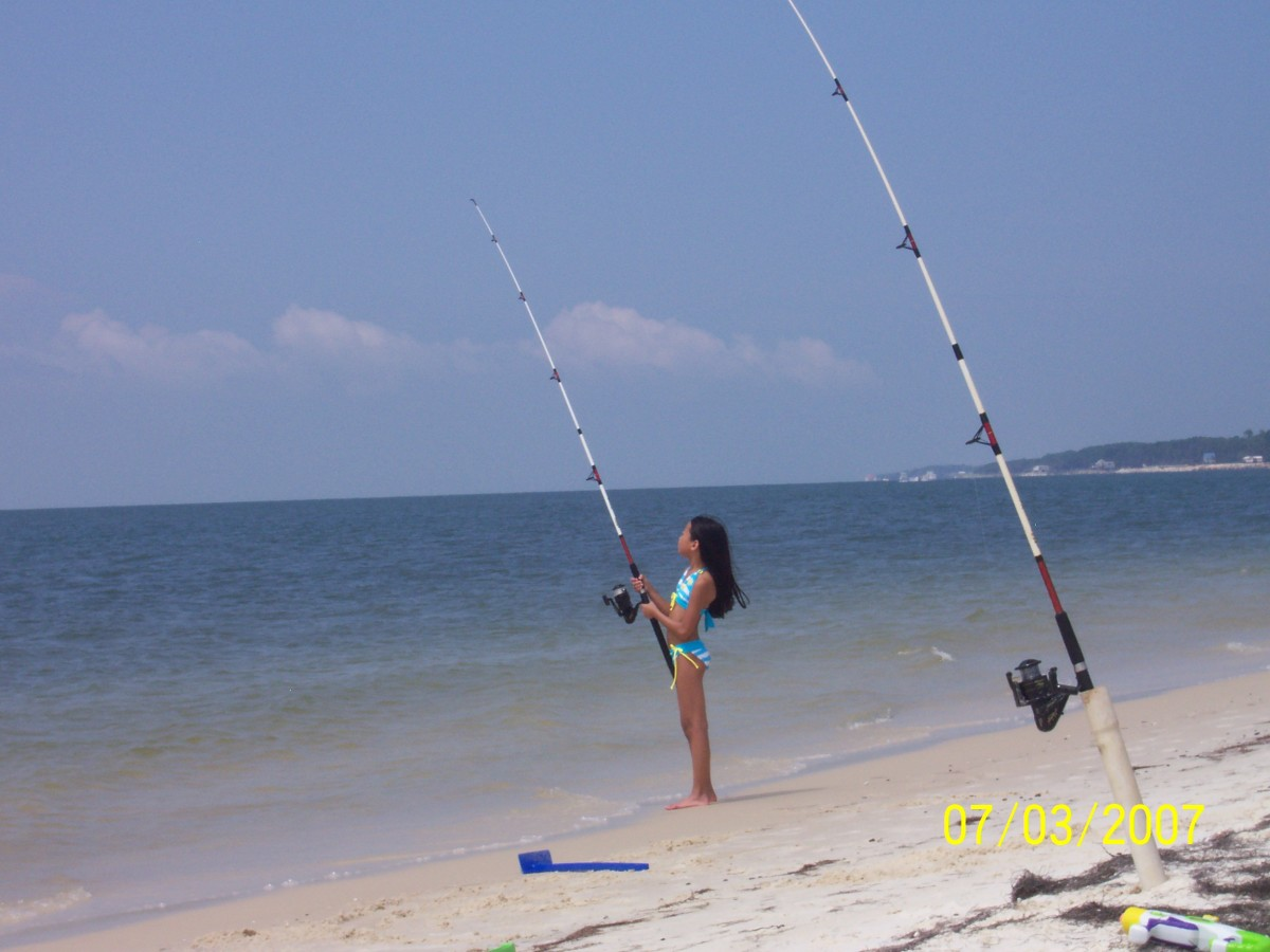 Saltwater fishing mexico beach florida for Fishing mexico beach fl