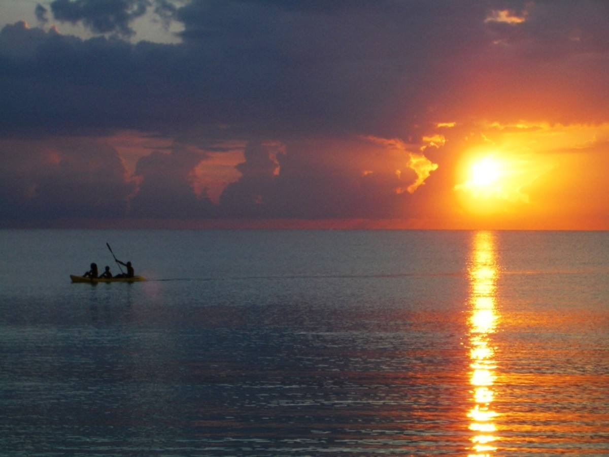 The stunning sunsets over Negril are just part of the reason why it is one of the best beaches in Jamaica.