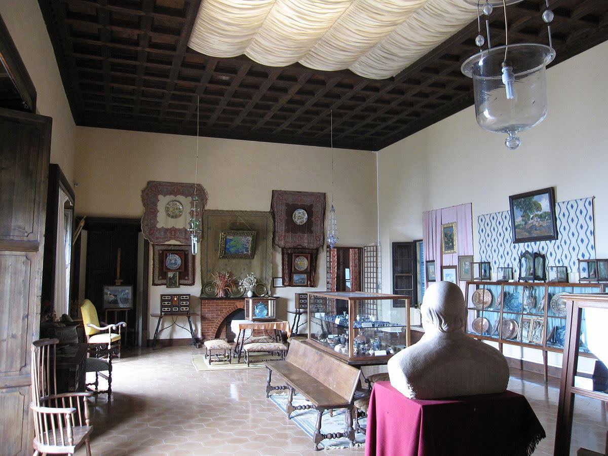 Interior at Son Marroig