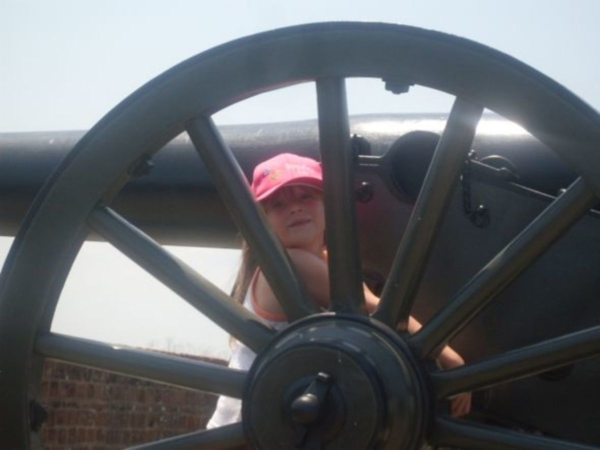 Olivia in canon wheel