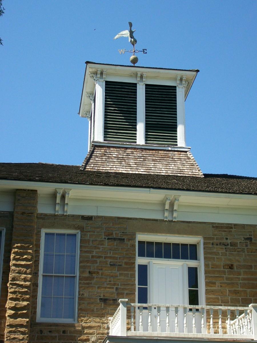 Creek Council House