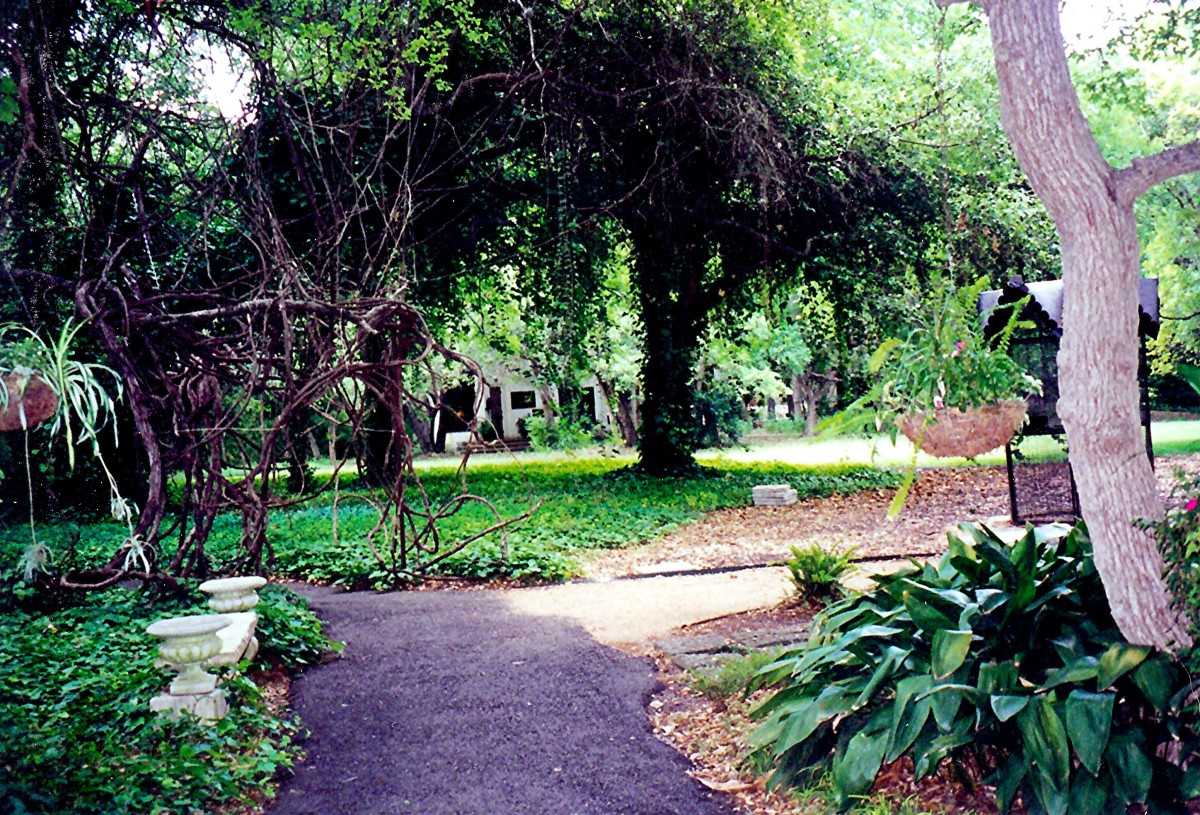 Los Patios grounds