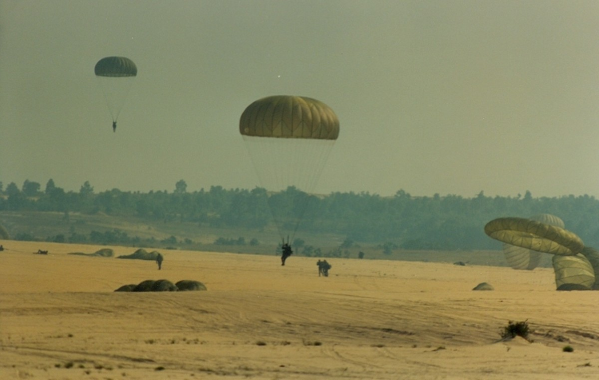 Normandy Drop Zone, Fort Bragg