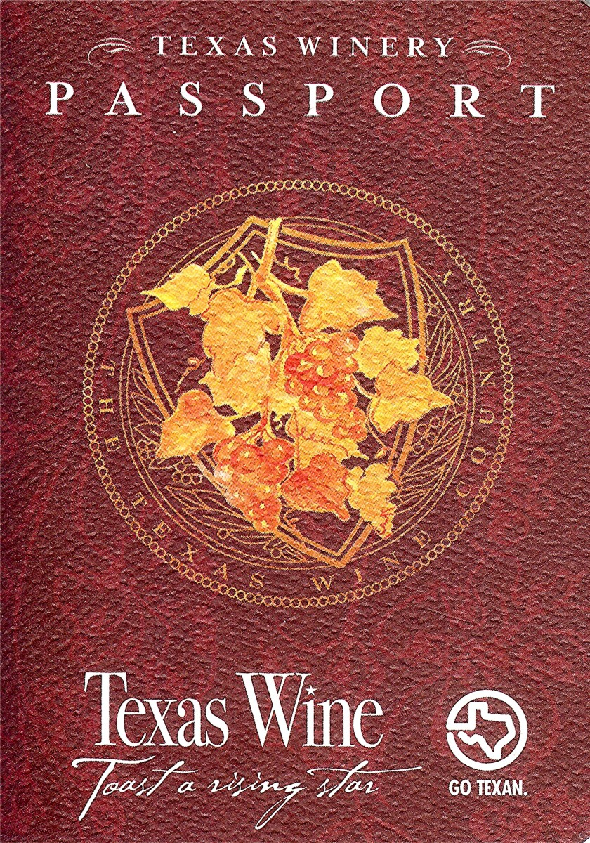 Texas Winery Passport