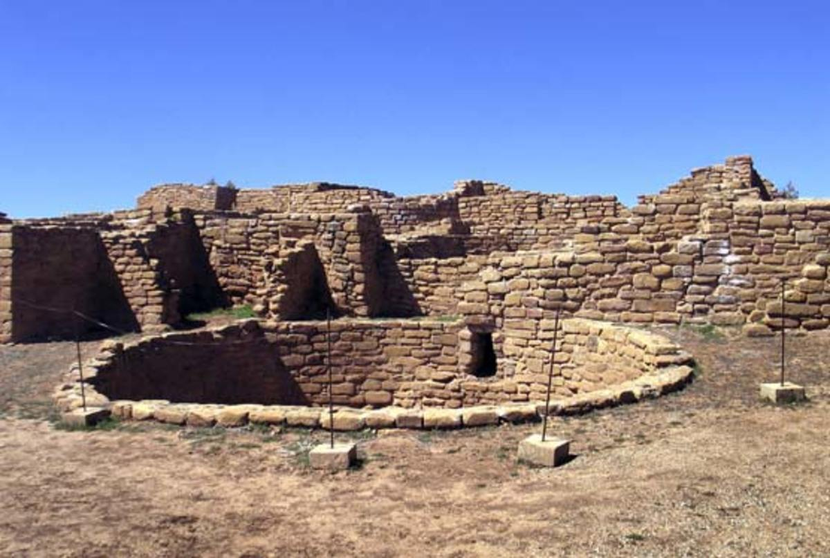 Far View Ruin, on Ruins Road Loop, Mesa Verde National Park