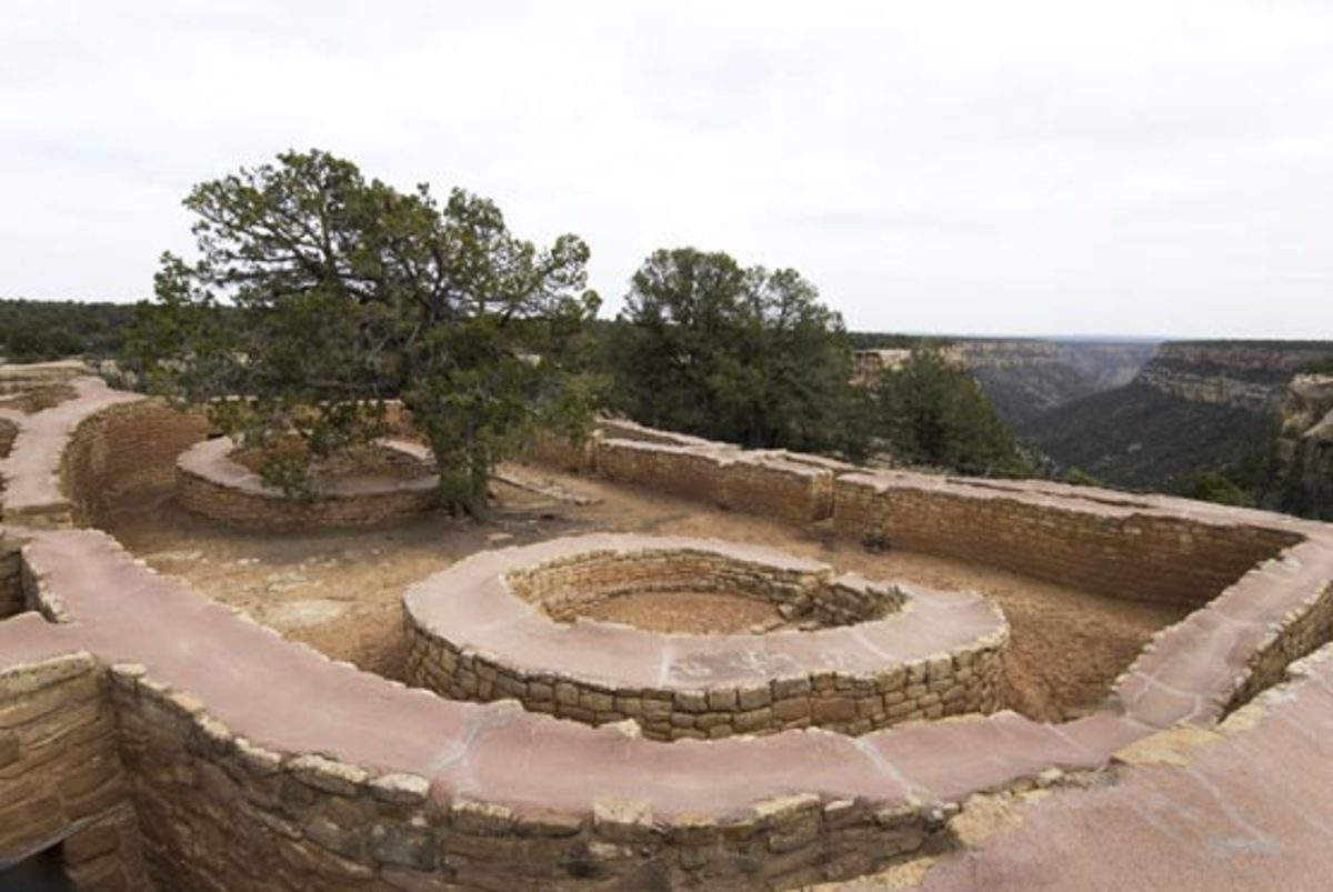 Sun Temple (Apparently Never Completed), Mesa Verde
