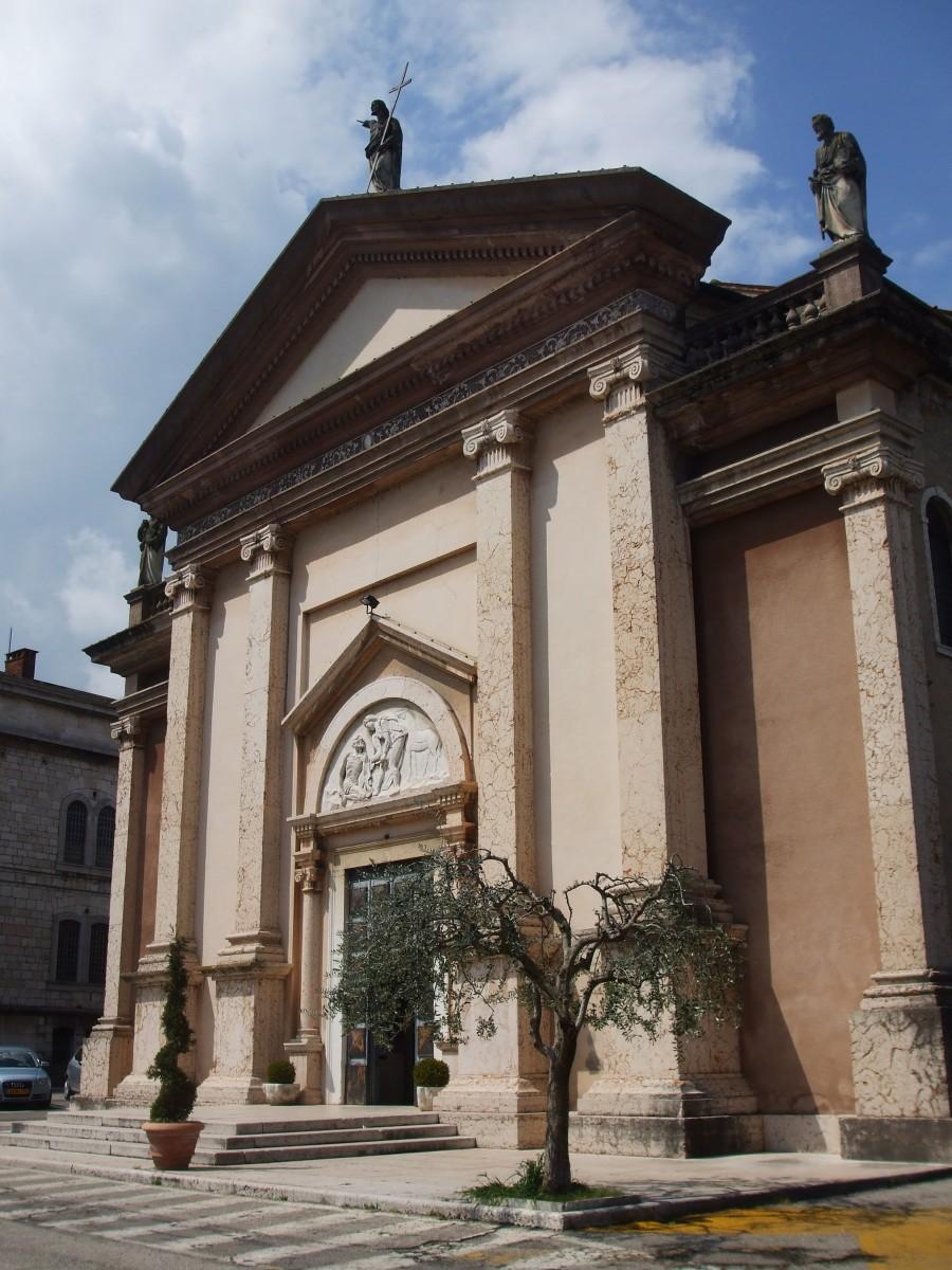 The Church of San Martino