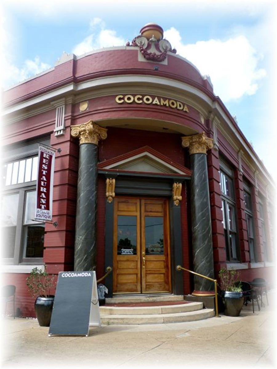 Cocoamoda exterior