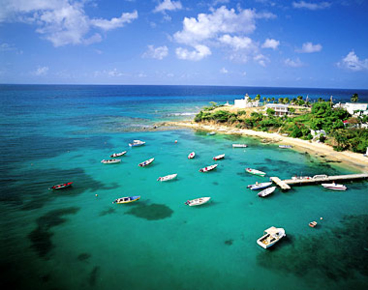 Little-Known Caribbean Island Vacation Destinations