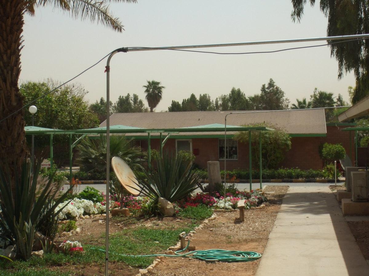 Western Compound Housing