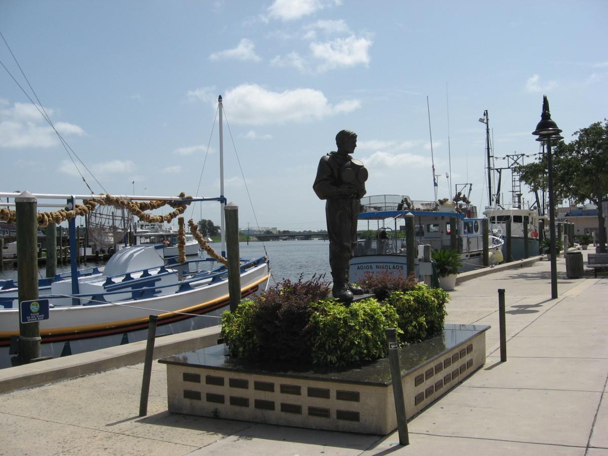 Tarpon Springs sponge docks.