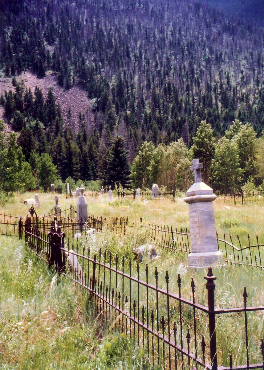 Cemetery in Georgetown