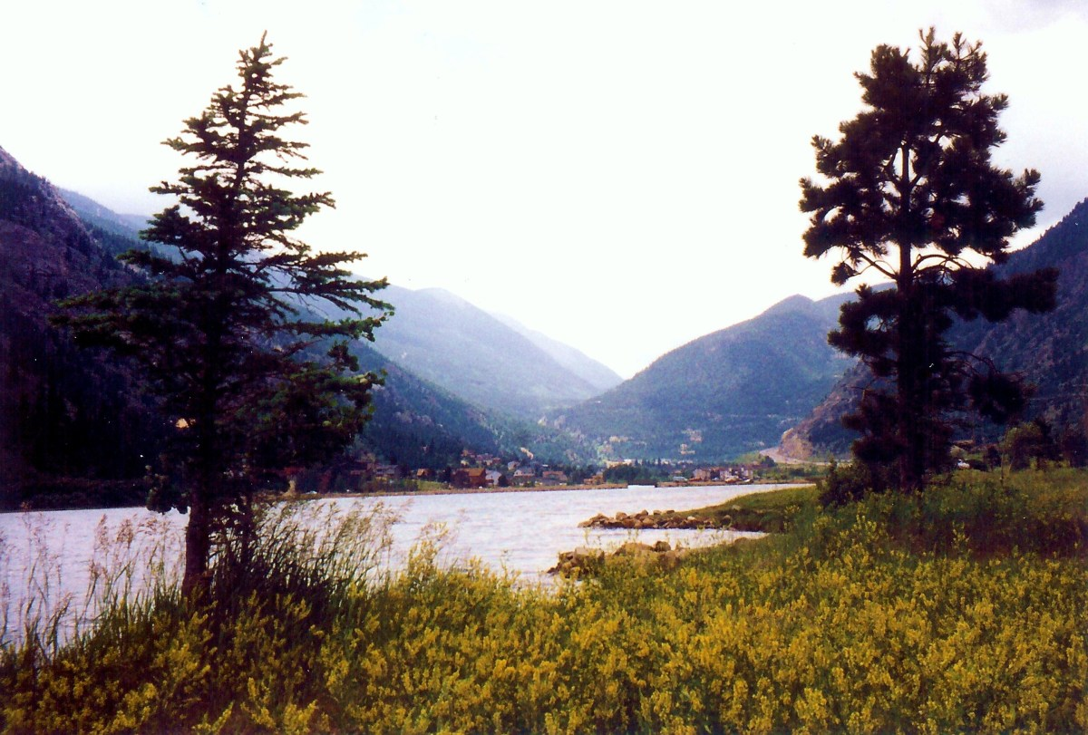 Georgetown, Colorado Lake