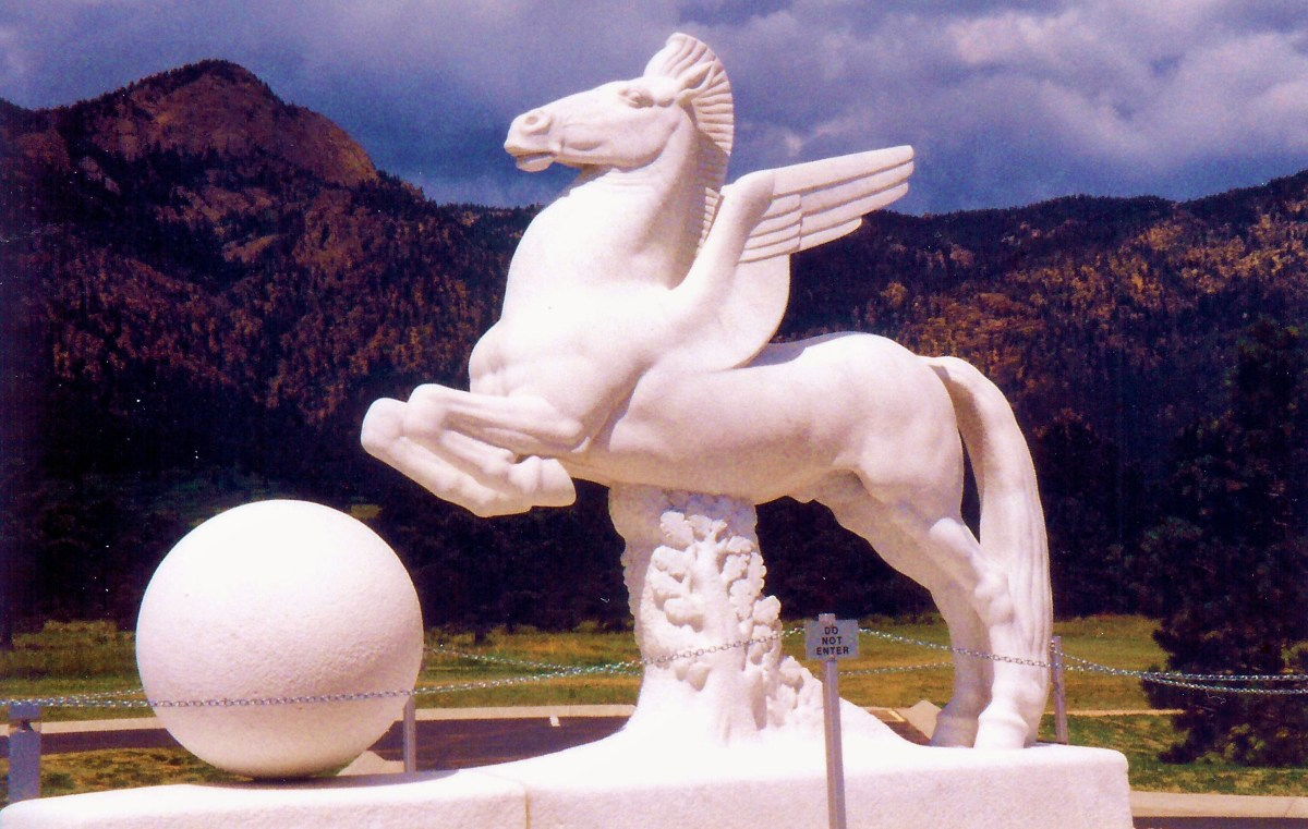 Taken on Air Force Academy grounds, Colorado Springs, Colorado