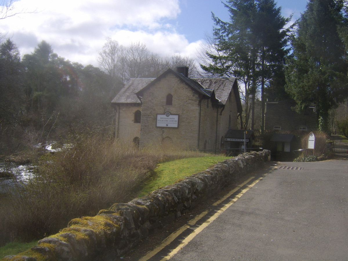 Breadalbane Folklore Centre