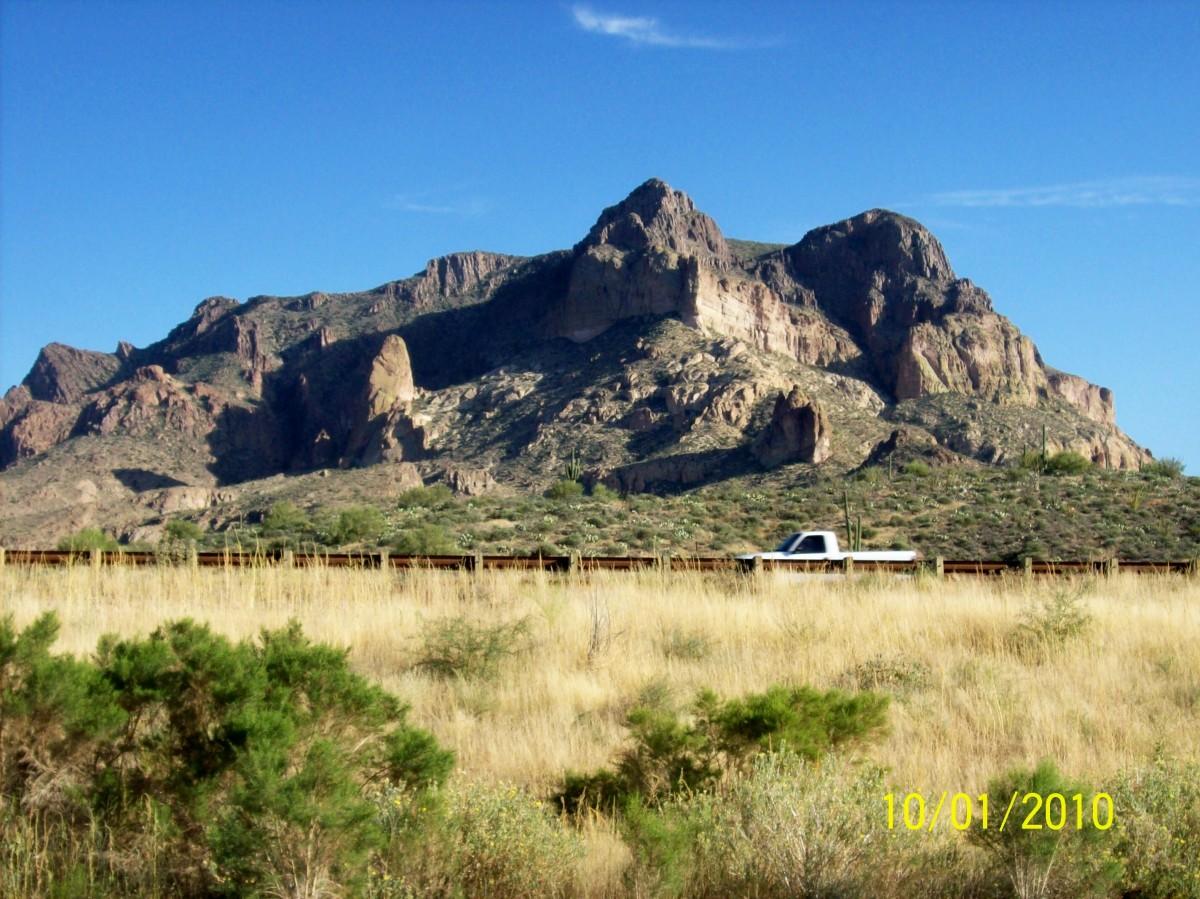 Picket Post Mountain 2