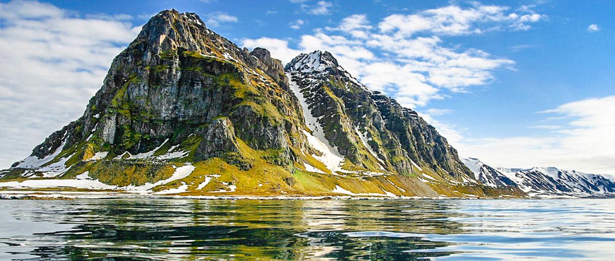 Nordspissen av Prins Karls Forland, Svalbard