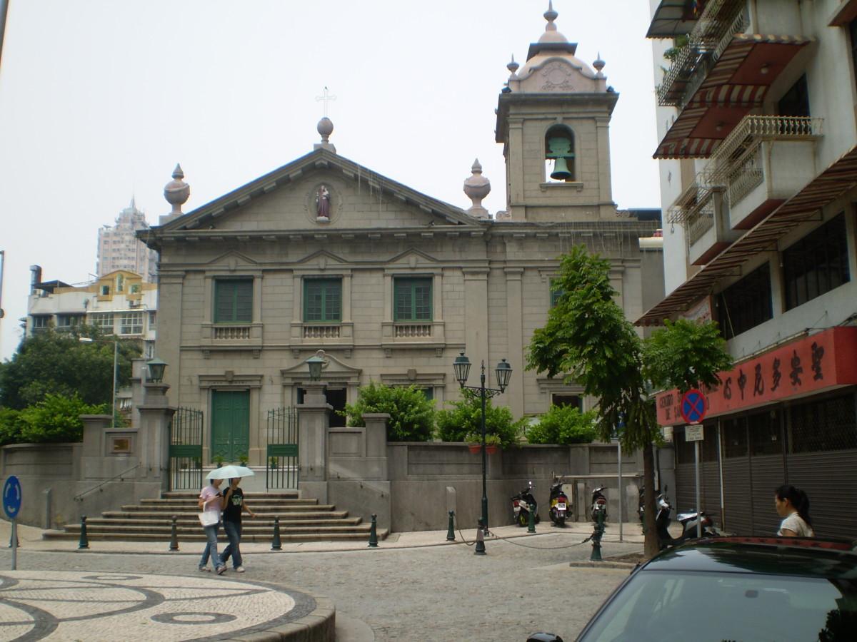 St. Anthony's.