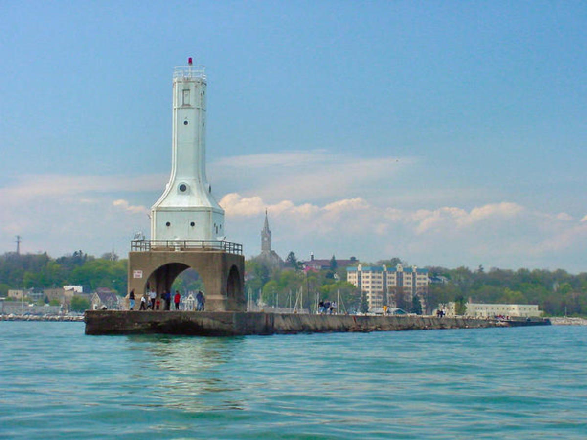 Lighthouse, Port Washington
