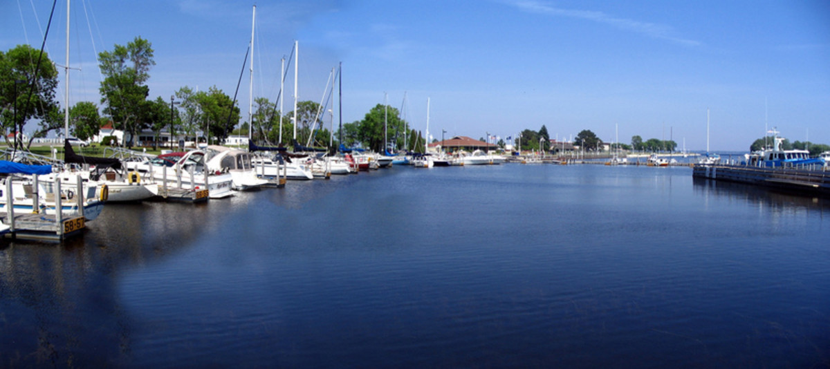 Escanaba Harbor