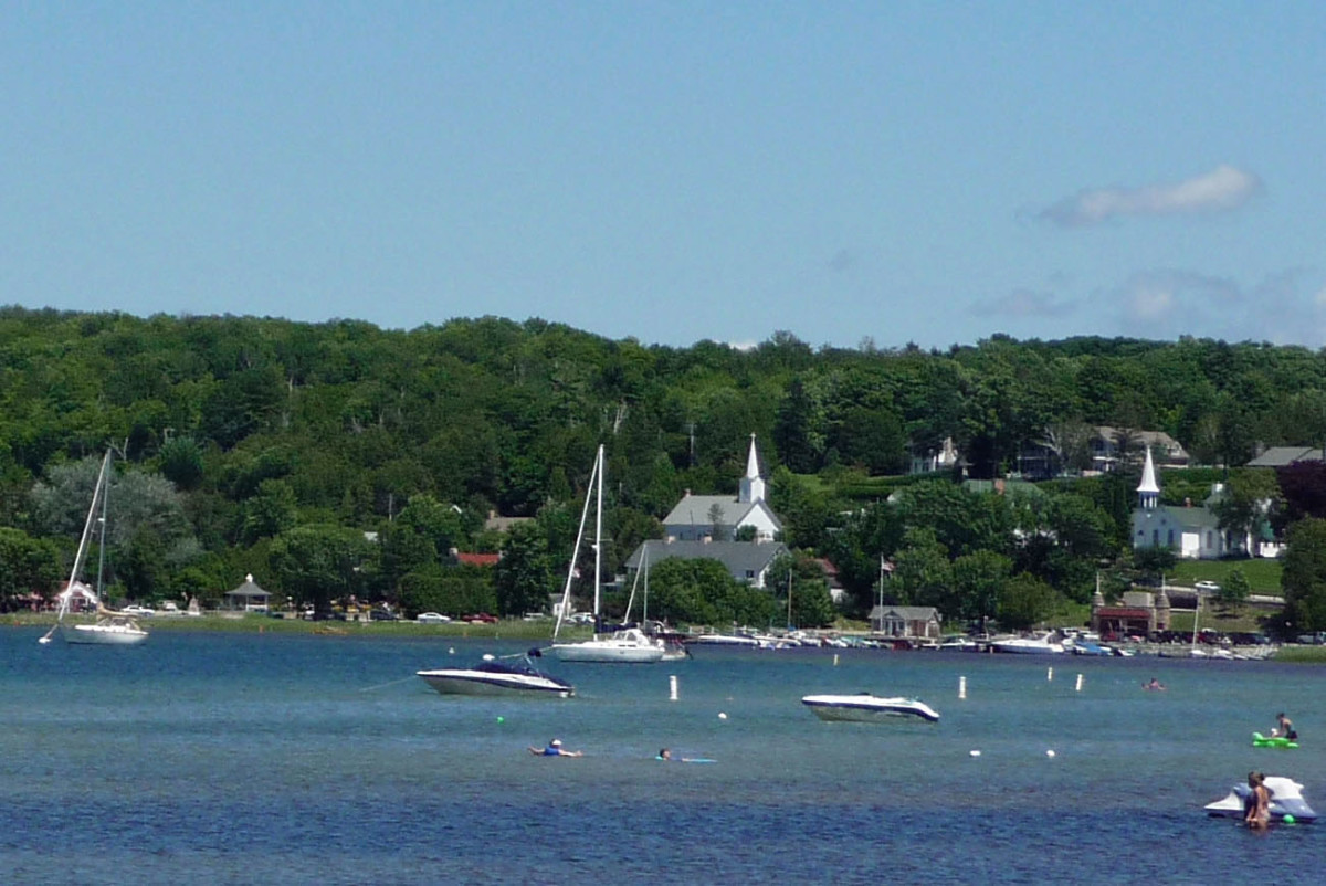 Egg Harbor in Door County