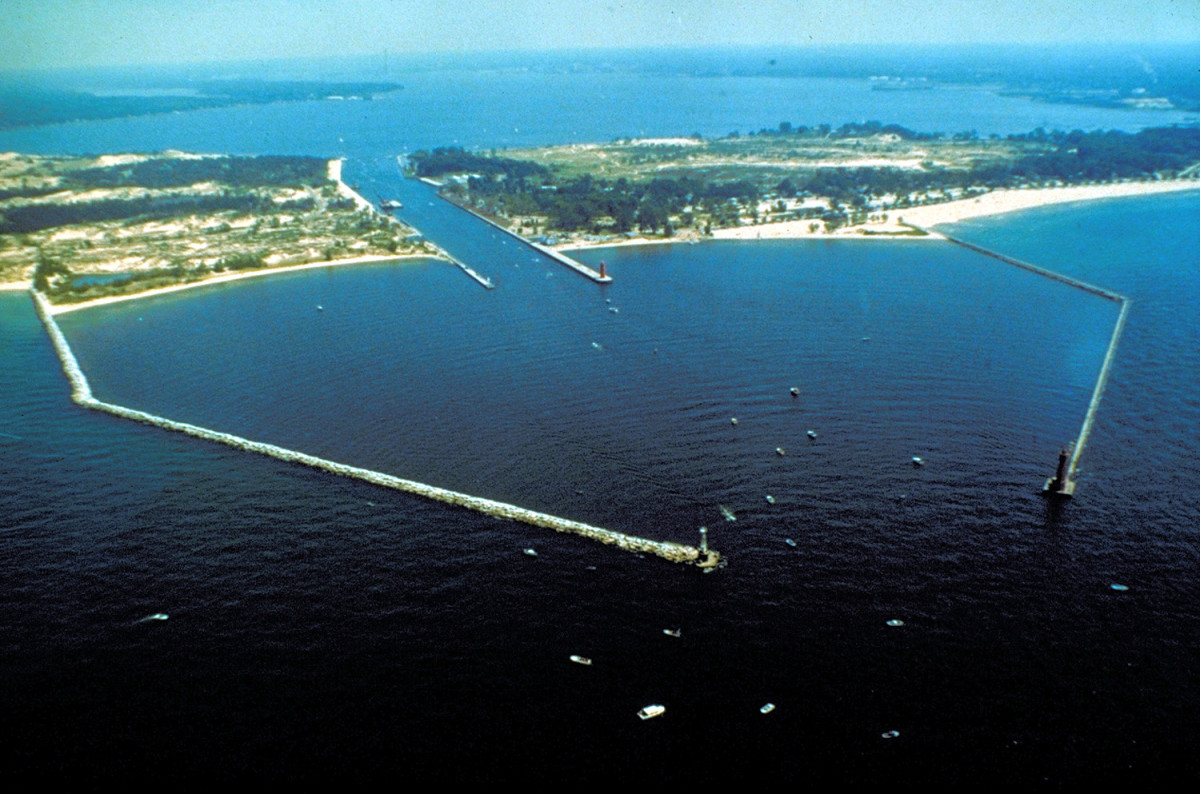 Harbor, Muskegon