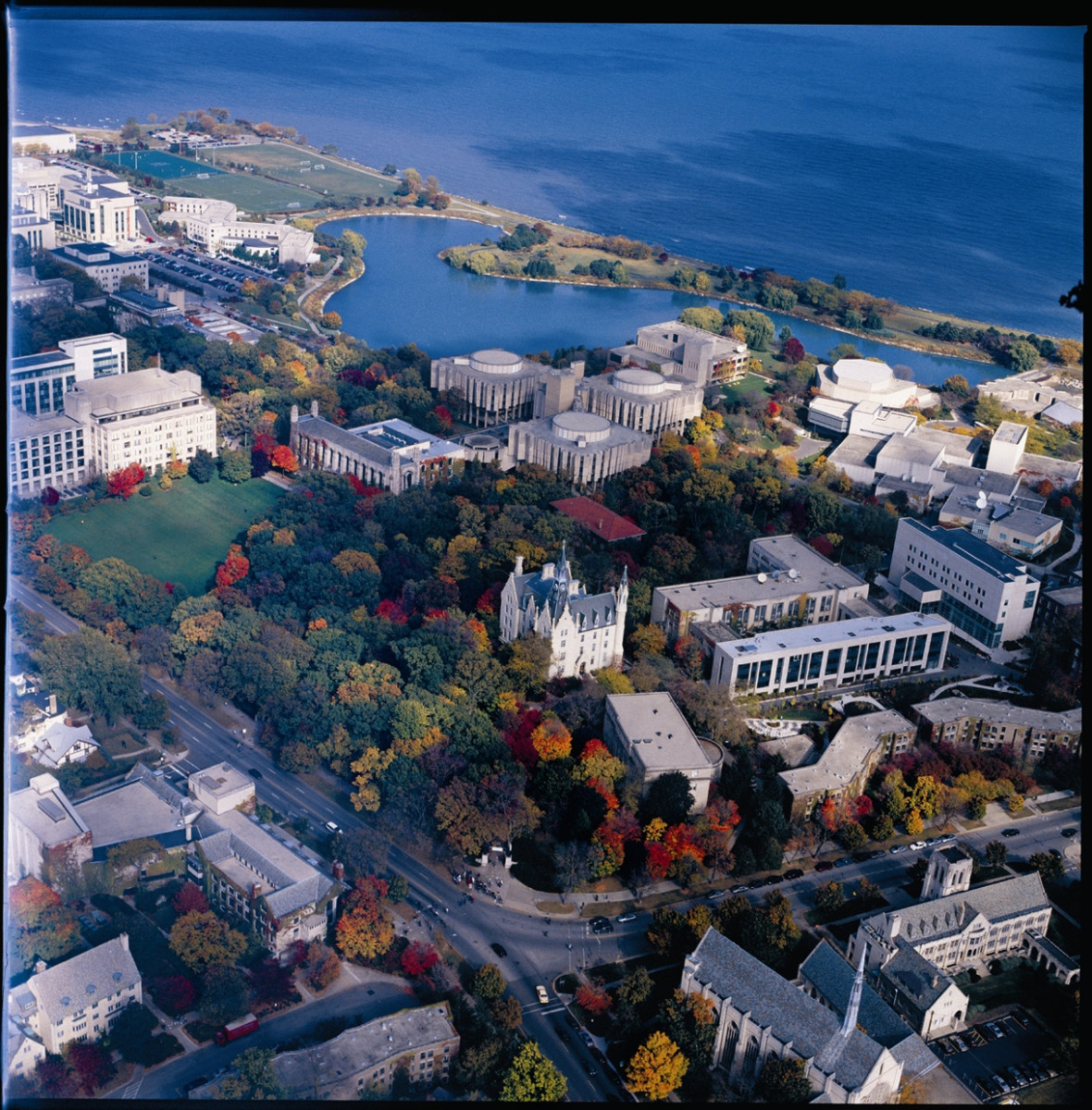Northwestern University, Evanston, Illinois