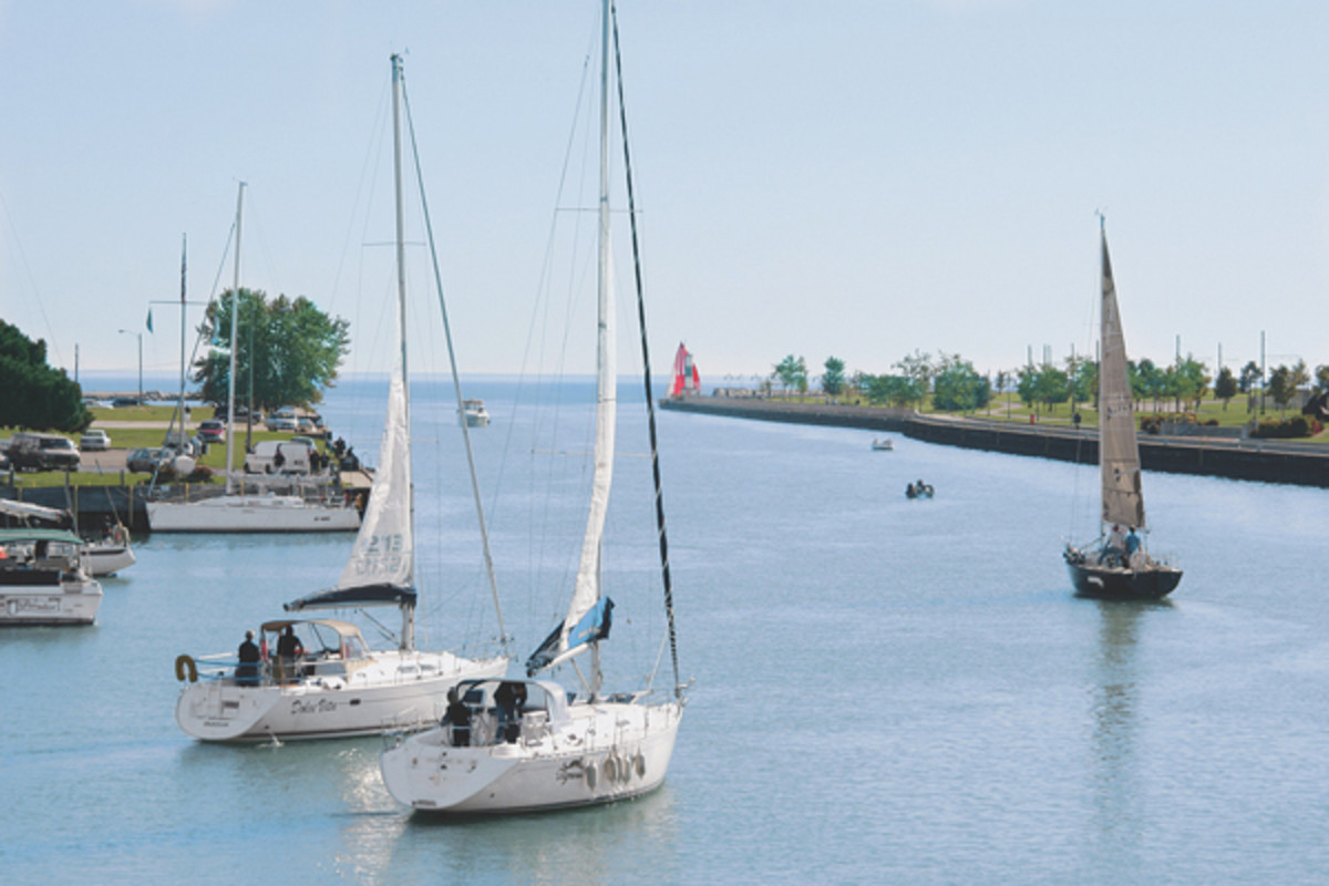 Kenosha waterfront