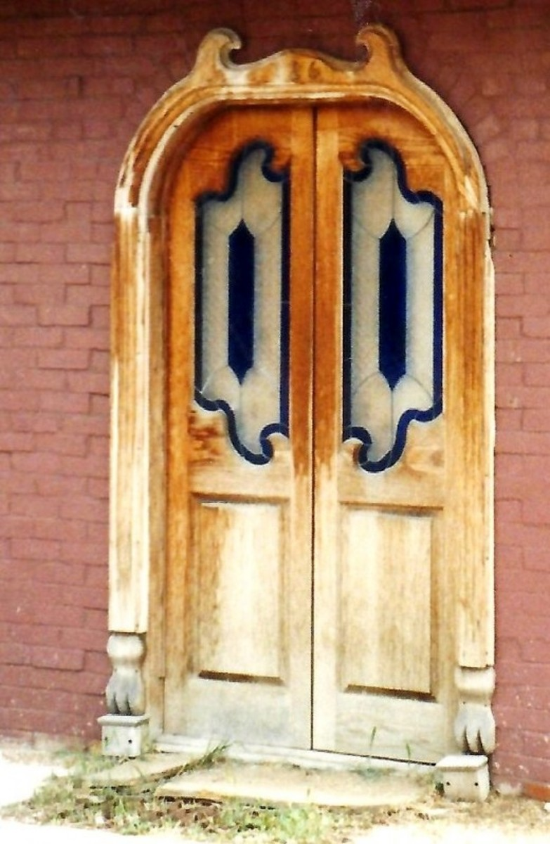 Great looking door!