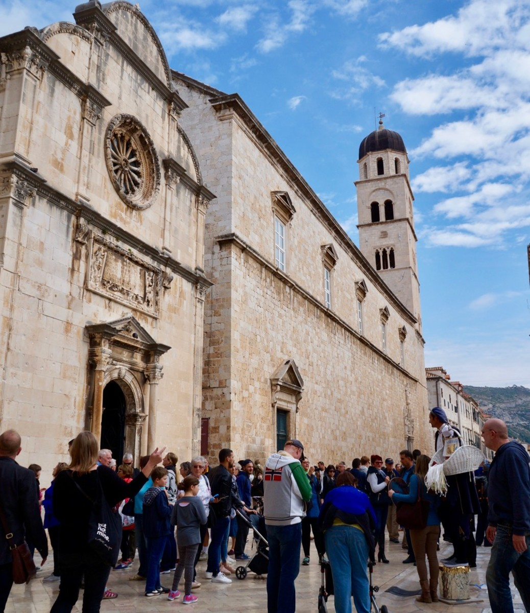 Heritage City of Dubrovnik