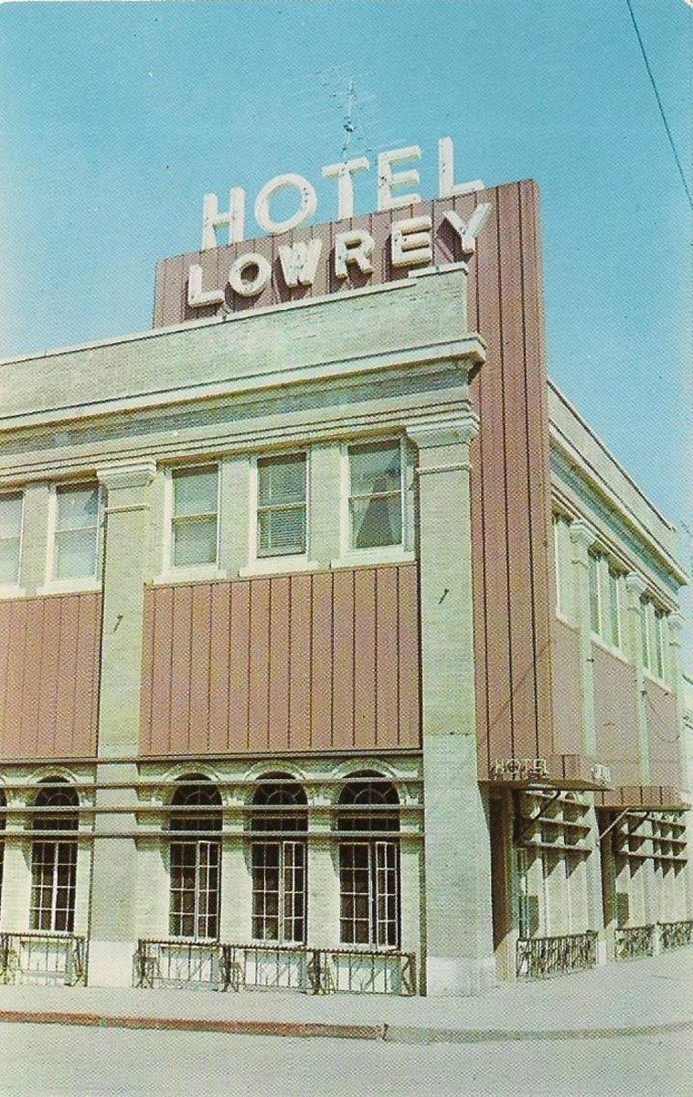 The Lowrey Hotel, 1970s