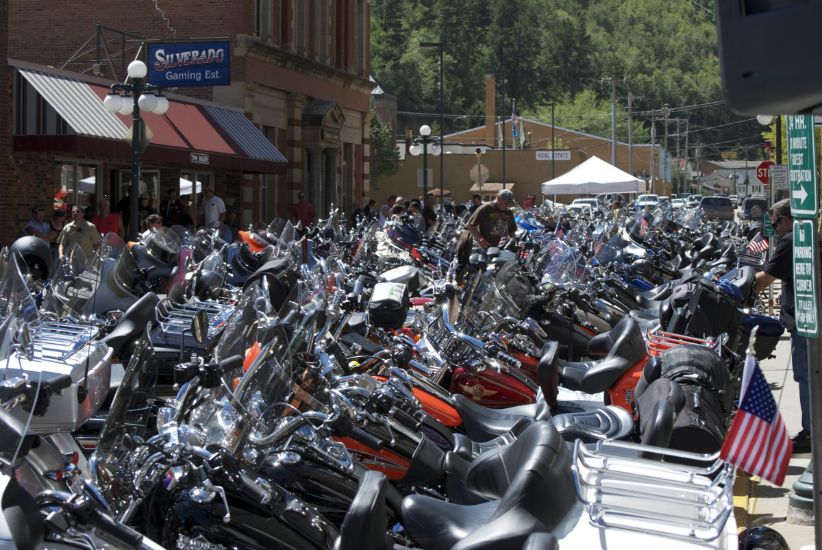 Unless you're a motorcycle enthusiast with cash to blow, it's best to avoid visiting the Black Hills during the annual Sturgis Rally.