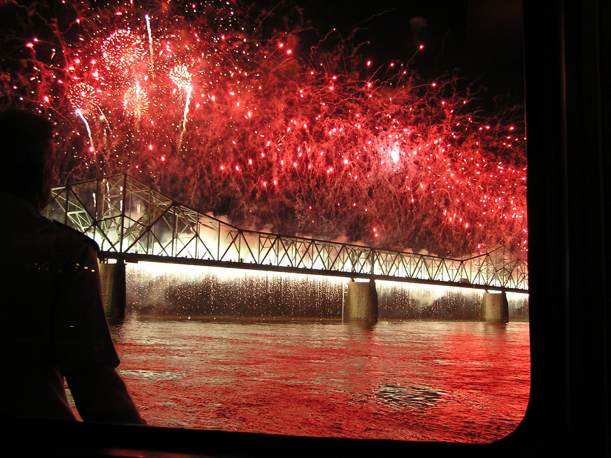 Thunder Over Louisville: Largest Firework Show in the United