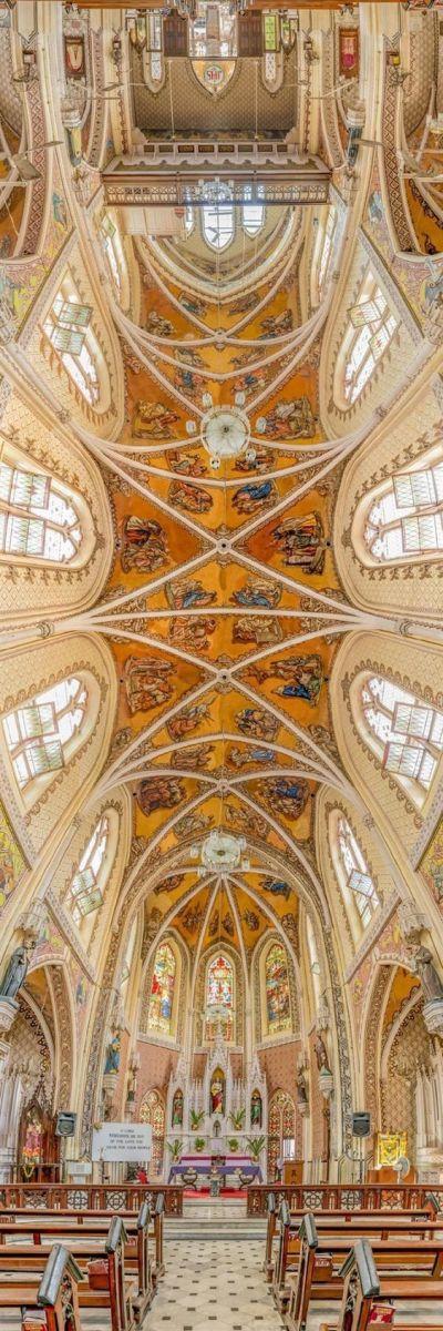 Holy Name Cathedral, Mumbai, India