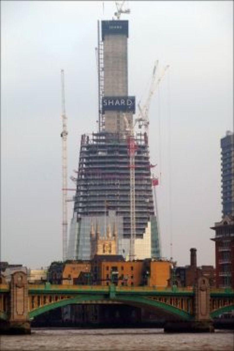 London Building Nicknames