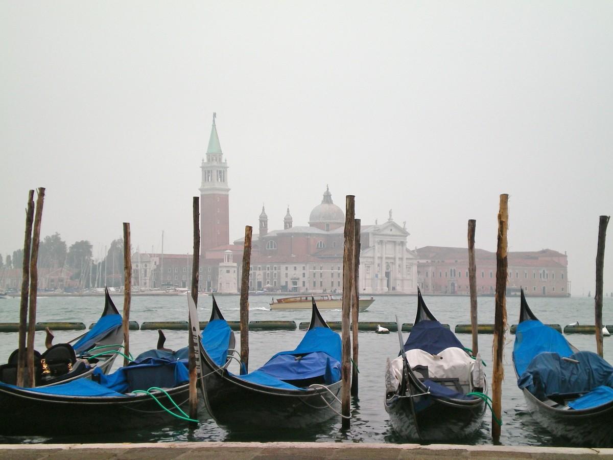 Ah, Venice (c) A. Harrison