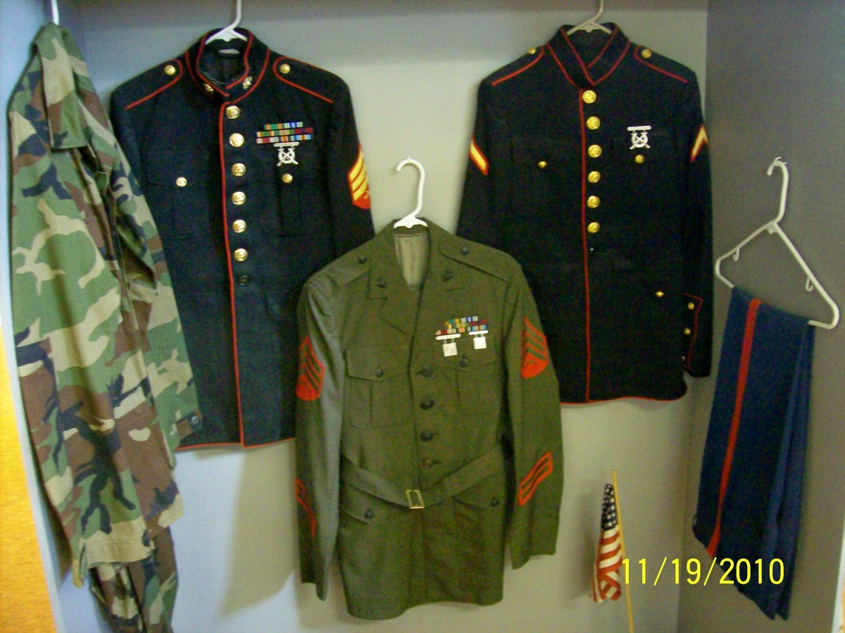 Local Miami, Arizona militaria - Letters, commendations, photographs, uniforms, weapons liberated - it is amazing the sacrifices such small towns have made in time of war.