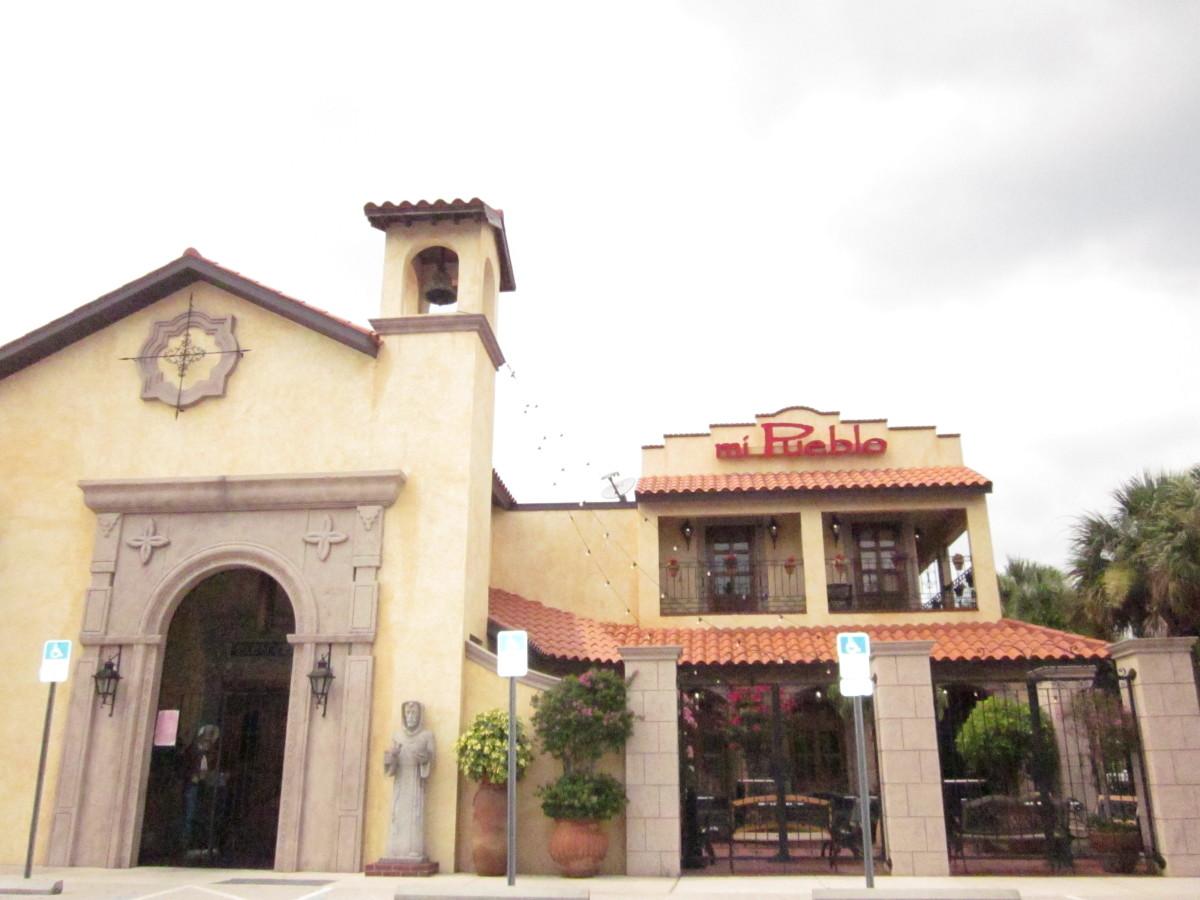 Mi Pueblo restaurant's North Sarasota location.