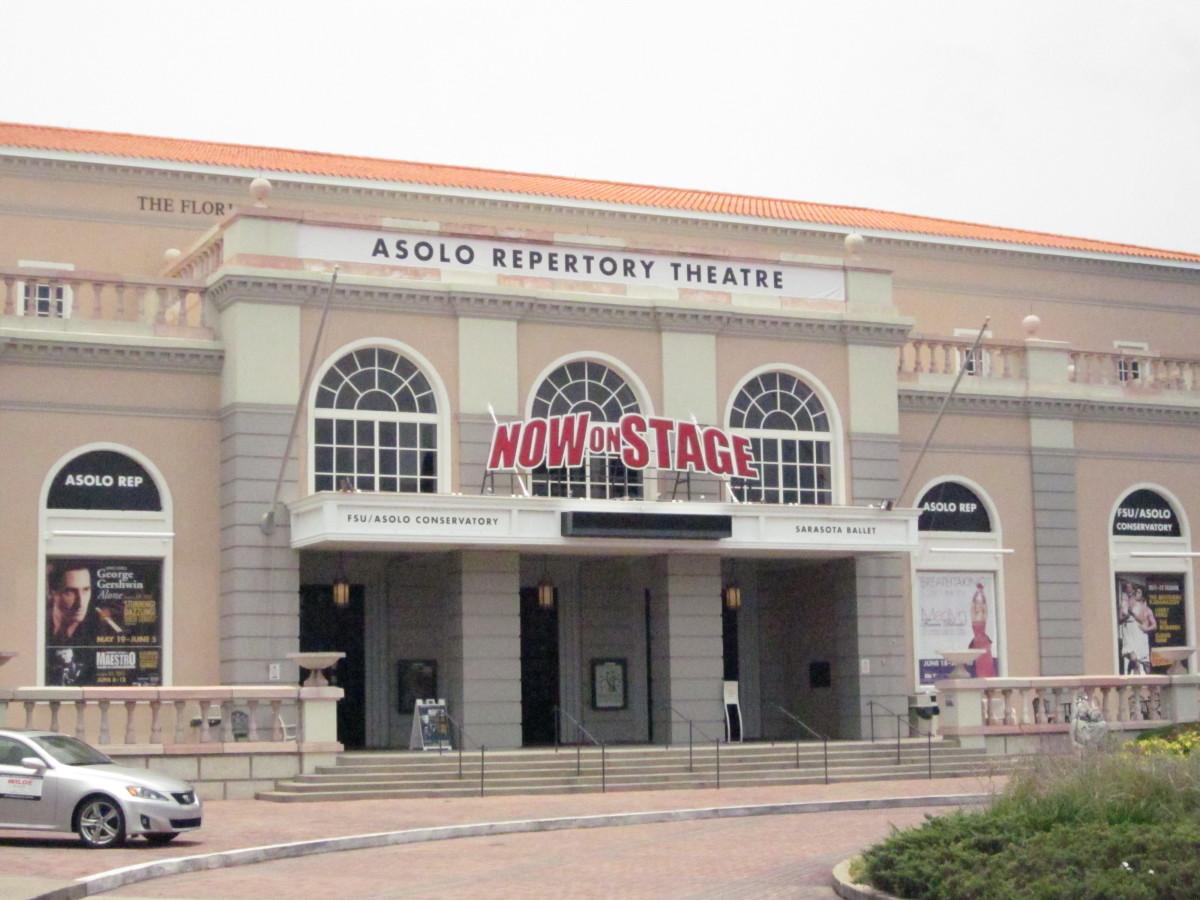 The Asolo Reperatory Theatre.
