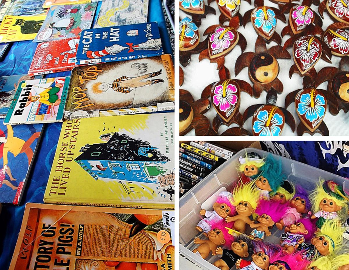 Books and Knick-Knacks