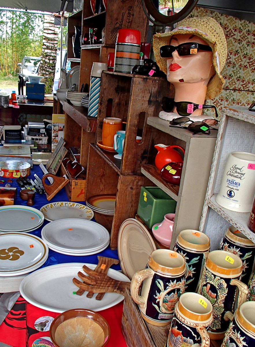 Kitchenware and More!
