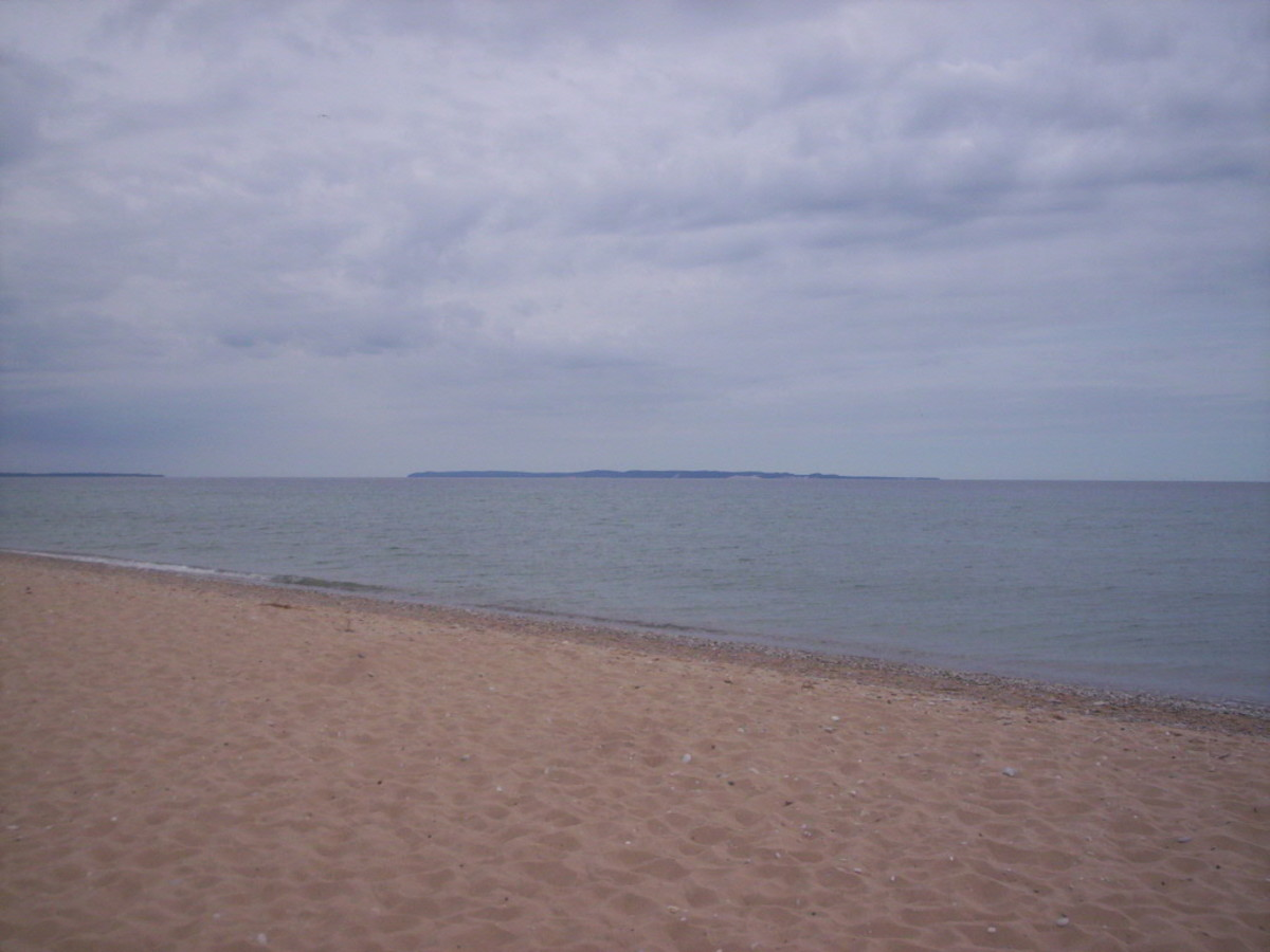 Lake Michigan Shoreline