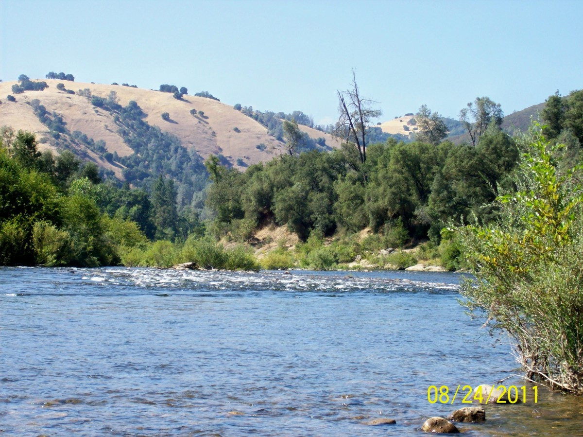 Rapids at American River