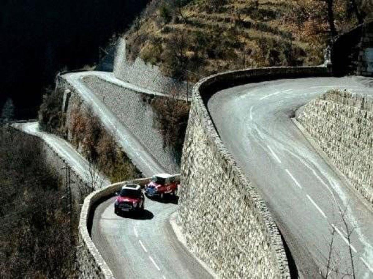 Col de Turini Pass